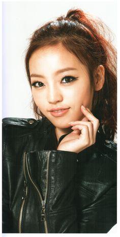 Name: Hara Goo Member of: KARA Birthdate: 13.01.1991