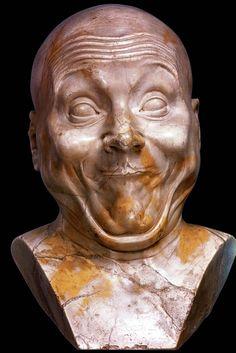 """Franz Xaver Messerschmidt (1736–1783),  """"Character Heads"""" Series."""