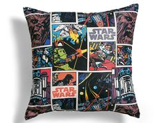 Almofada Star Wars - O Despertar da Força - coleção Riachuelo;