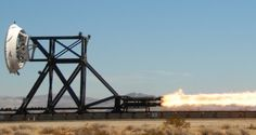 NASA - Rocket Sled Tests Are Technology Pathway to Safely Land Humans, Habitats and Cargo on Mars