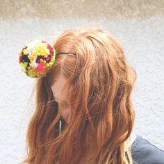 Image of Pom Pom Hairband