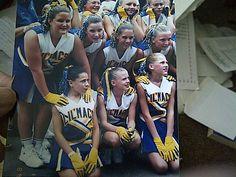 Cheerleader Lex at Canon McMillan.