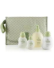 Presente Natura Mamãe e Bebê - Água de Colônia + Sabonete Líquido + Condicionador + Trocador