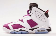 MoSneaks TV: Vivid Pink Jordan 6
