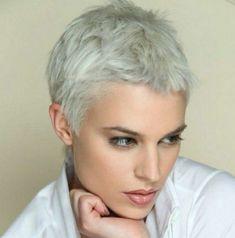 Çok Kısa Saç Modeli