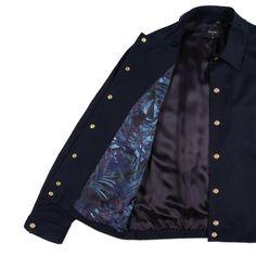 Paul Smith Men's Jackets | Navy Baseball Jacket