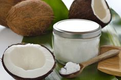 Coconut Oil for Beauty and Health