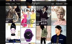 StylePin, a Pinterest for fashion.