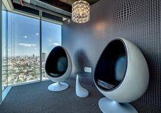 8 Of Google's Craziest Offices   Co.Design   Google Tel Aviv HQ