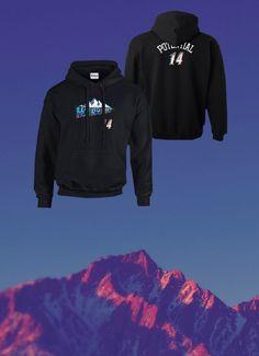 Highest Potential Hoodie on Black | #Highest #Potential #HighestPotential #Hoodie #Tee #Tshirt #Crewneck #Longsleeve #Utah #Mountains #2014 #MensFashion #Fashion #WomensFashion #Style #Jazz #UtahJazz #Motivation