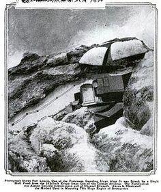 De Slag om Luik was het openingsgevecht van de Duitse invasie, en de eerste veldslag van de Eerste Wereldoorlog. De aanval begon op 5 augustus 1914 en duurde tot en met de 15e, door een voltreffer in zijn kruitkamer buiten gevecht werd gesteld. Waarmee de belangrijke weg van Luik naar Brussel voor het Duitse leger was vrijgemaakt. De invasie van België was de gebeurtenis die ervoor zorgde dat het Verenigd Koninkrijk ging toetreden tot de oorlog;