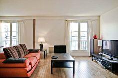 Light & spacious 2-bedroom apartment