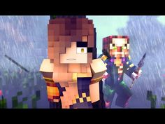 Minecraft Camping Trip - KILLER CLOWN! (Minecraft Roleplay) - YouTube