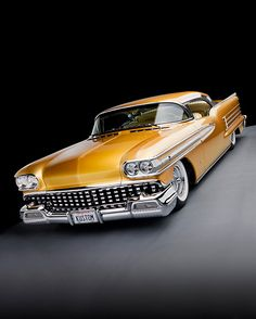 AUT 21 RK2368 01 © Kimball Stock 1958 Oldsmobile Super 88