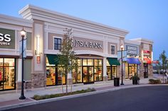 Northborough Crossing, an upscale, outdoor retail center designed by the Boston team of HFA.