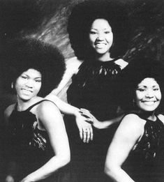 The singing group, The Emotions consist of sisters: Pamela Hutchinson, Sheila Hutchinson, Wanda Hutchinson, and Jeanette Hutchinson. Callie enjoys listening to music. 70s Music, Music Icon, Soul Music, Music Mix, Jazz Music, Dance Music, Live Music, R&b Artists, Music Artists