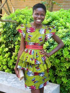 Beautiful Ankara Dress Styles