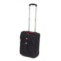 "Wenger 1904002 18"" Wheeled Trolley Case Black"