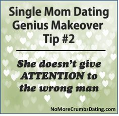 single moms dating rules