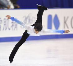 フィギュア:V4へ羽生SP首位 全日本選手権 - 毎日新聞