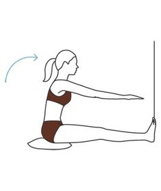 It's time to travel! This looks like an awesome stretch to try if you're sitting for long lengths of time.