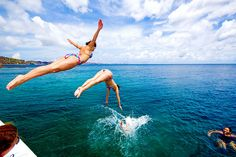 @Alyssa Persinger we would drown ourselves haha