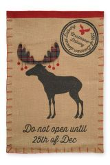 Buy Moose Present Sack from the Next UK online shop Christmas Baubles, Christmas Gifts, Christmas Decorations, Reindeer Christmas, Print Pictures, Next Uk, All Things Christmas, Uk Online, Wall Art Decor
