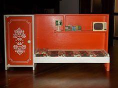 FRADE (mobili per bambole in legno) CAMERA | Cecilia Barba | Flickr