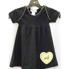 UCF Infant/Toddler Black Dress @ Gray's College Bookstore