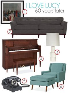 I Love Lucy Furniture Part 94