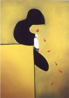 Mackenzie Thorpe Petals in the wind Peace Love And Understanding, Peace And Love, My Love, Endless Love, Guy Names, Art For Art Sake, Pretty Art, Heart Art, Middlesbrough