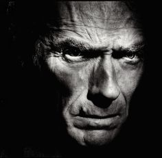 Clint Eastwood by Alain Duplantier