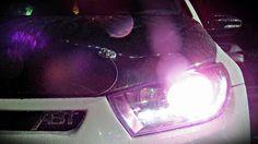 Carbonfiber hood and mirror cover Volkswagen Scirocco