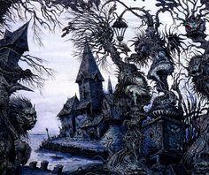 Black Seas of Infinity Ian Miller