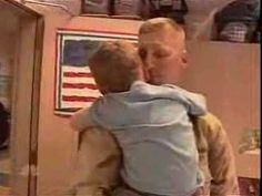 NAVY father surprised his son during class. You can't help but tear up :(