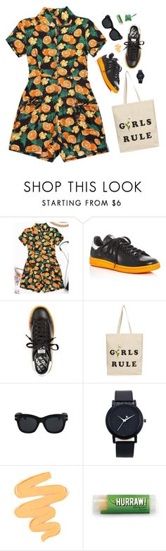 """""""Say It Loud"""" by justkejti ❤ liked on Polyvore featuring adidas, Topshop, Sigma, Betsey Johnson, casual and zaful"""
