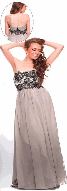 Evening Dresses<BR>Ball Dresses under $120<BR> 2554<BR>  Armed