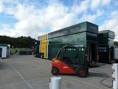 Motogp News, Mechanical Art, Racing Team, Big Trucks, Courses, Motorhome, Formula 1, Hospitality, Rally