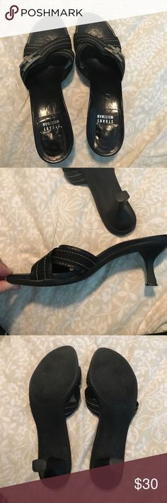 Stuart Weitzman heels Pictures showing condition Stuart Weitzman Shoes Heels