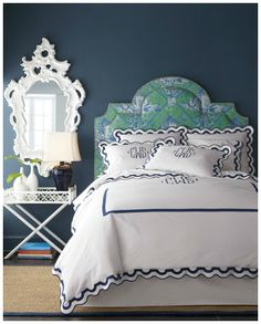 """Mirasol"" Bed Linens by Matouk"