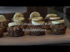 How to make your own horse treats! This is the primary recipe I used for my old business, PonyTarts. Please give credit if you use my recipe. Equine Massage Therapy, Homemade Horse Treats, Banana Treats, Banana Cinnamon, Horse Stuff, Biscuit, Horses, Music, Desserts