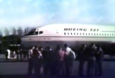 "Boeing 727-100 Prototype - ""First Flights"" - 1963"