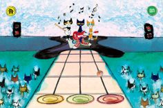Pete the Cat: School Jam on the App Store on iTunes