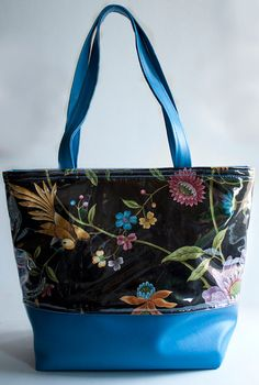Clear Vinyl Covered Bird and Buttefly Floral by cleaccessories, $45.00