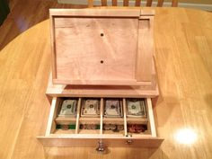 IPad stand for Square Users - With Cash Change Drawer - POS Point of Sale by SquareWoodProducts on Etsy https://www.etsy.com/listing/153896544/ipad-stand-for-square-users-with-cash