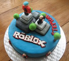 Roadblocks Game Easy Roblox Cake 10 Best Roblox Birthday Cake Images Roblox Birthday Cake Roblox