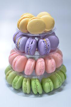 Annabella Patisserie Macaron Tower, Safe Food, Product Catalogue, French Macaron, Free Shipping, Usa, Garden, Garten, Gardening