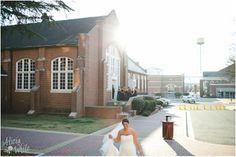 Anna Katherine & Denny ~ Winthrop University Wedding » Alicia White Photography – Charlotte Wedding Photographer