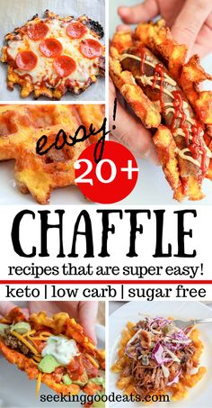Keto chaffles you must try! chaffle recipes that are easy and delicious. From savory to sweet chaffles, breakfast chaffles, and even dessert chaffles & The post Best Chaffles To Make (Keto Waffle Recipes) appeared first on Griffith Diet and Fitness. Bariatric Recipes, Ketogenic Recipes, Low Carb Recipes, Diet Recipes, Bread Recipes, Quail Recipes, Jar Recipes, Chili Recipes, Pizza Recipes