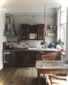 Adorable 69 Rustic Kitchen Cabinets Ideas https://roomaholic.com/908/69-rustic-kitchen-cabinets-ideas